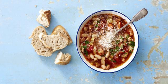 Recept van de dag: Bonensoep
