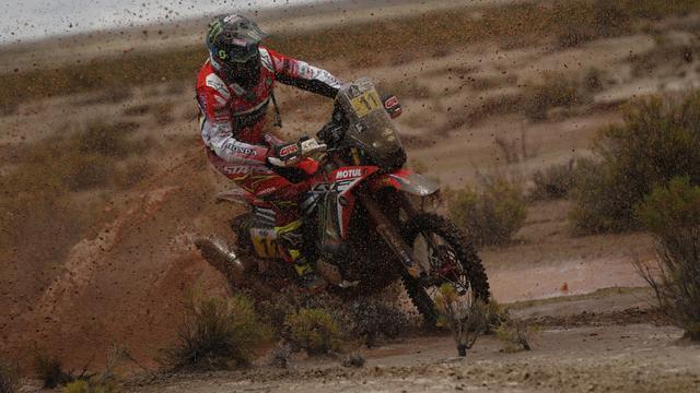 Motorcoureur Barreda noemt Dakar 'afgezwakt' na nieuwe afgelasting