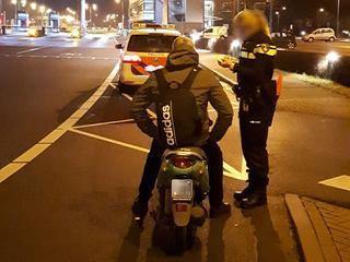 Man is door agenten afgezet bij hotel
