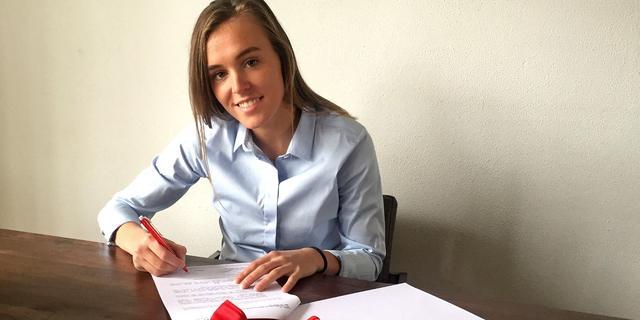 Jill Roord maakt 'heel mooie stap' van FC Twente naar Bayern München
