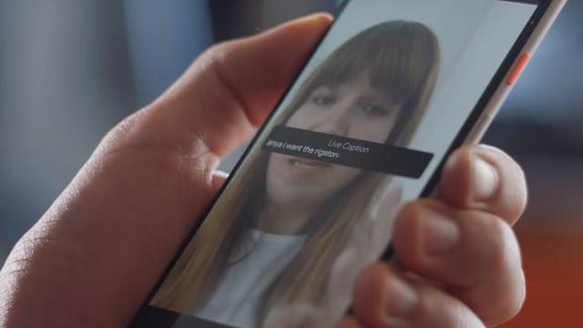 Android Q: Dit is hoe live ondertitelen werkt