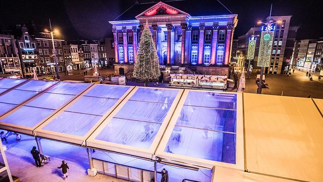 Schaatsbaan Groningen on Ice