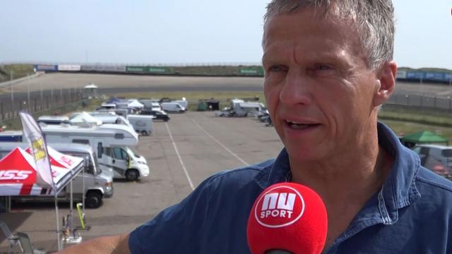 Lammers hoopt dat Verstappen over 20 jaar 24 uur van Le Mans rijdt