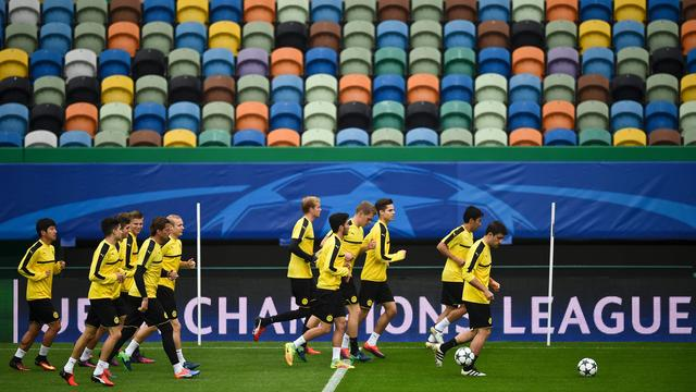 Vijf dingen die je moet weten over Sporting - Dortmund