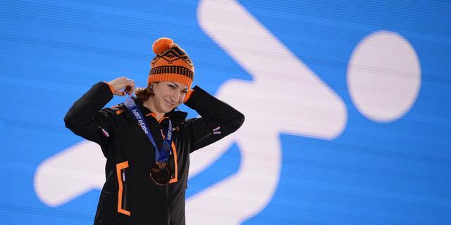 Boer blij met speciale ceremonie in Pyeongchang voor zilver uit 2014