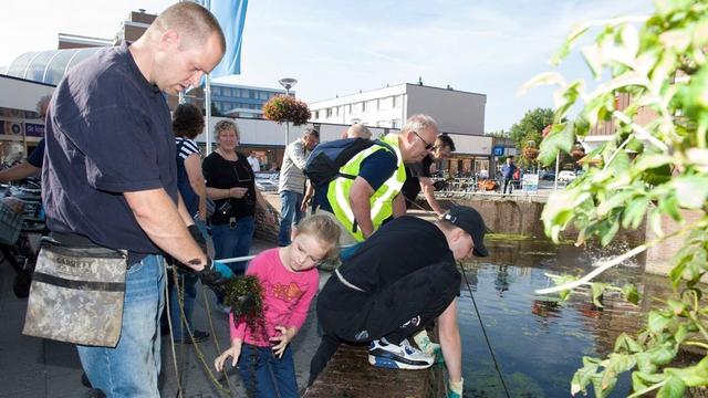 Merenwijk weer fris door schoonmaakactie