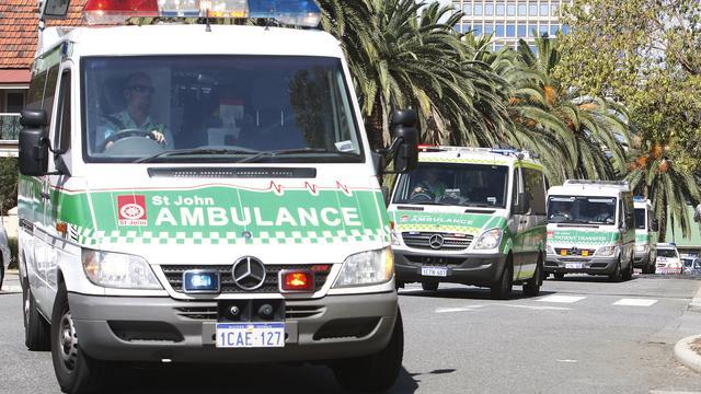 Vijftien gewonden na botsing trein en stootblok in Sydney