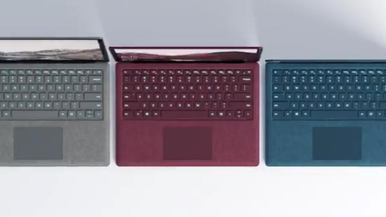 Microsoft onthult op studenten gerichte Surface Laptop