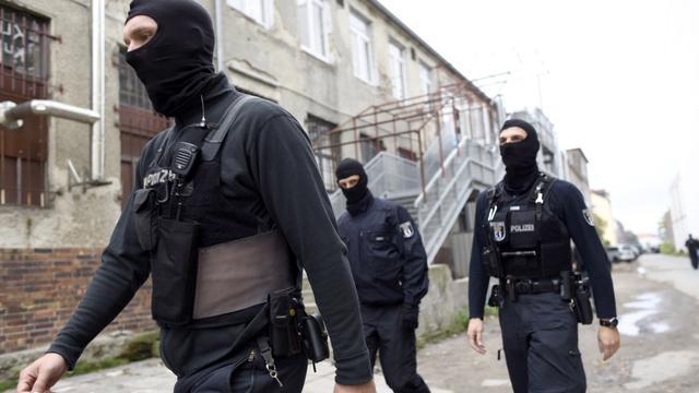 Politie Berlijn doet huizoekingen bij radicale moslims