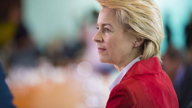Von der Leyen wint EU-Parlement voor zich en wordt Commissievoorzitter