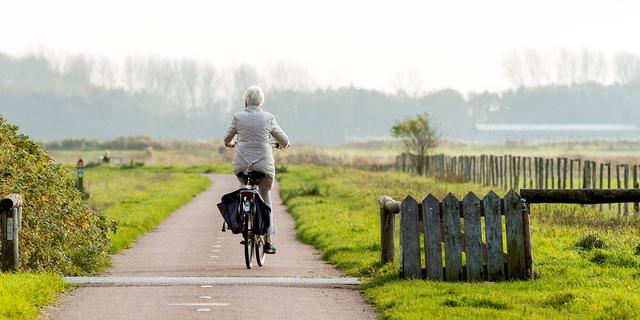 Ministerie vindt dat Nederlanders meer moeten fietsen