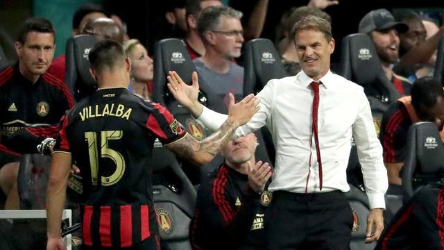 De Boer boekt met Atlanta United derde zege op rij in MLS