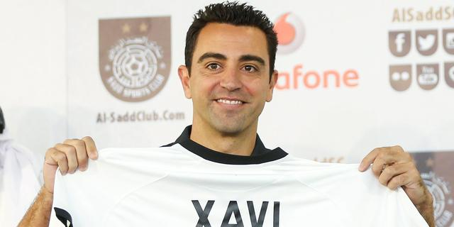 Xavi wil prijzenkast verder uitbreiden bij Al-Sadd