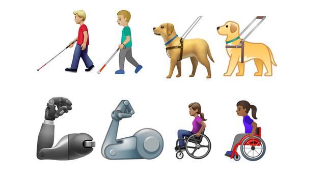 Apple en Google tonen ontwerpen voor nieuwe emoji's