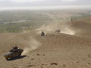 KCT krijgt ereteken voor optreden Afghanistan tussen maart 2005 en september 2010