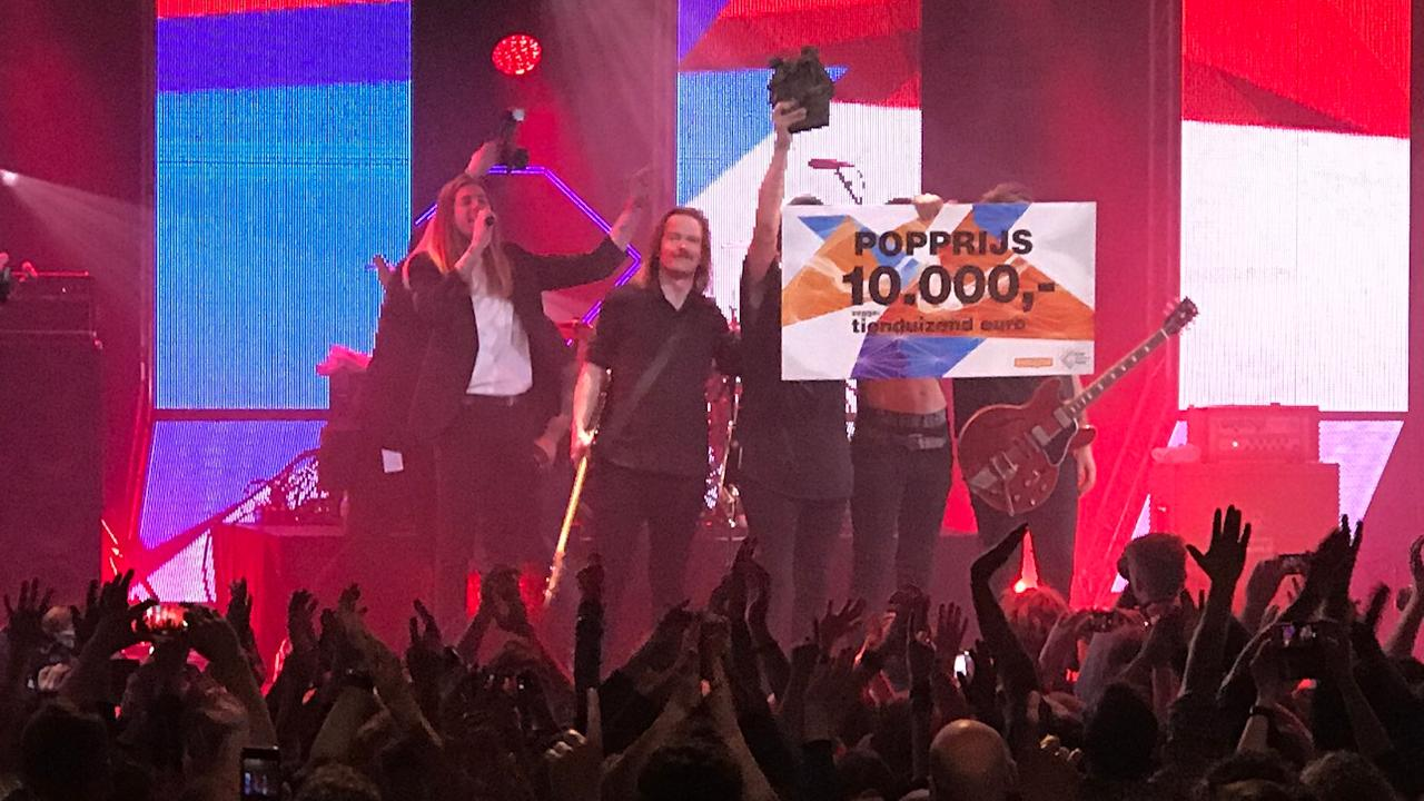 Popprijs 2017 voor Utrechtse indierockband Kensington