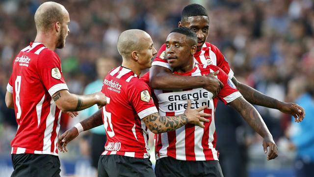PSV blijft zonder puntenverlies na ruime thuiszege op Willem II