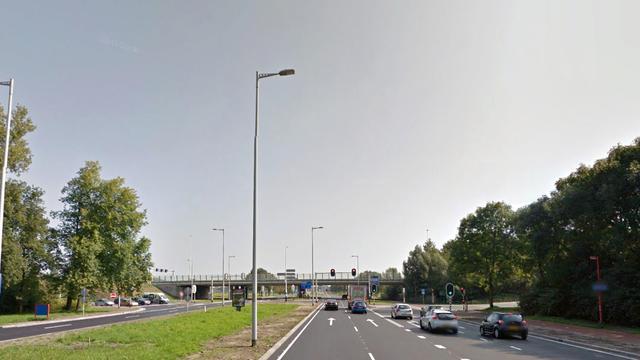 Verbindingsweg tussen Utrecht en De Bilt vier weken afgesloten