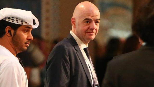 FIFA-kandidaat Infantino voorstander van WK's in hele regio