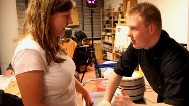 Tom en Ruby regelen paaslunch en gezellig samenzijn