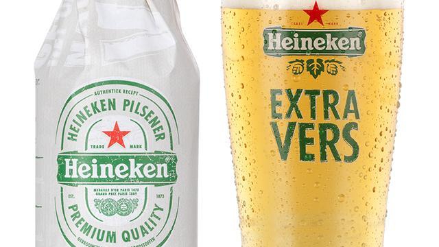 Heineken komt met 'extra vers' bier in de supermarkt