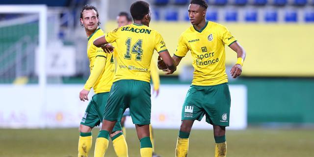 Fortuna boekt in Limburgse derby eerste zege in zeven duels