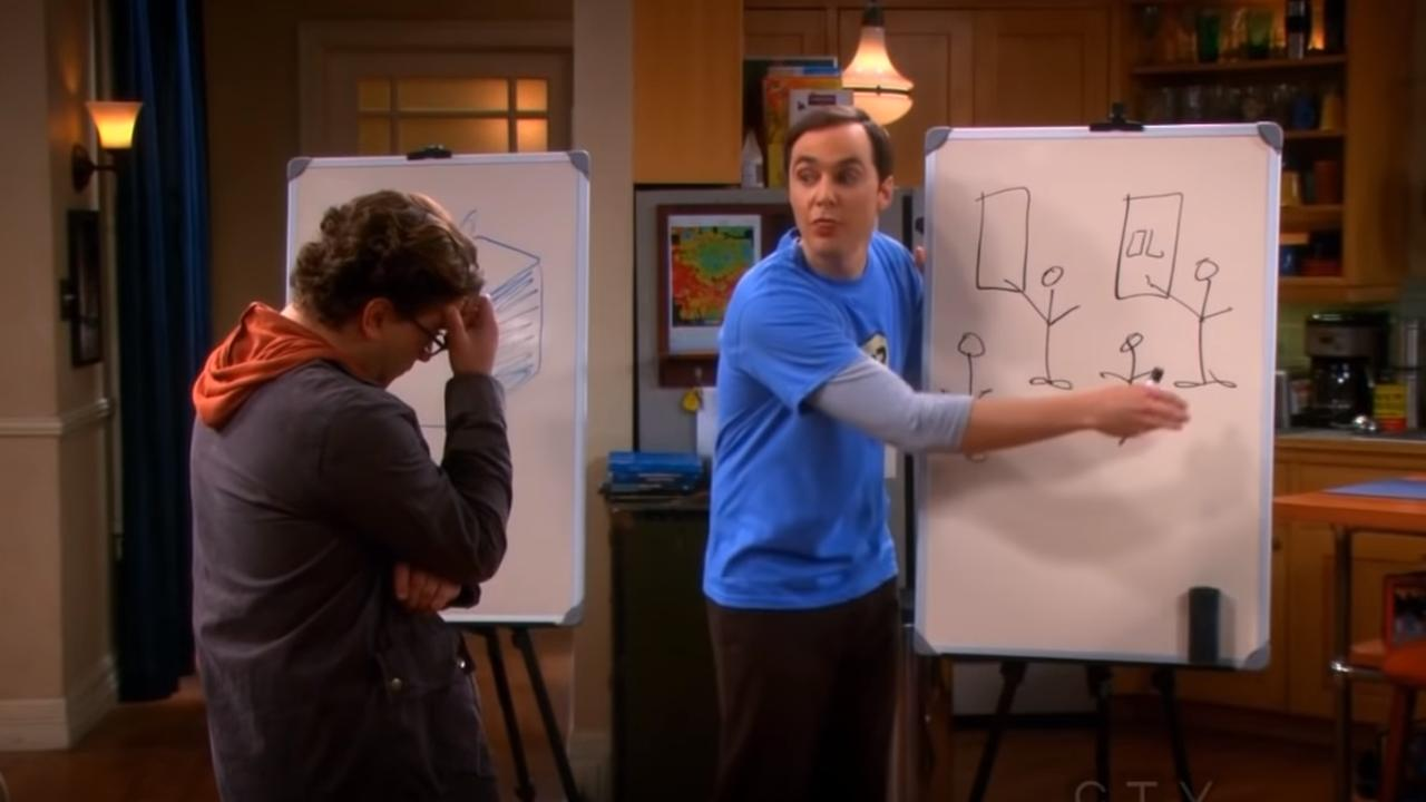 The Big Bang Theory: Celebration of nerd culture or confirmation ...