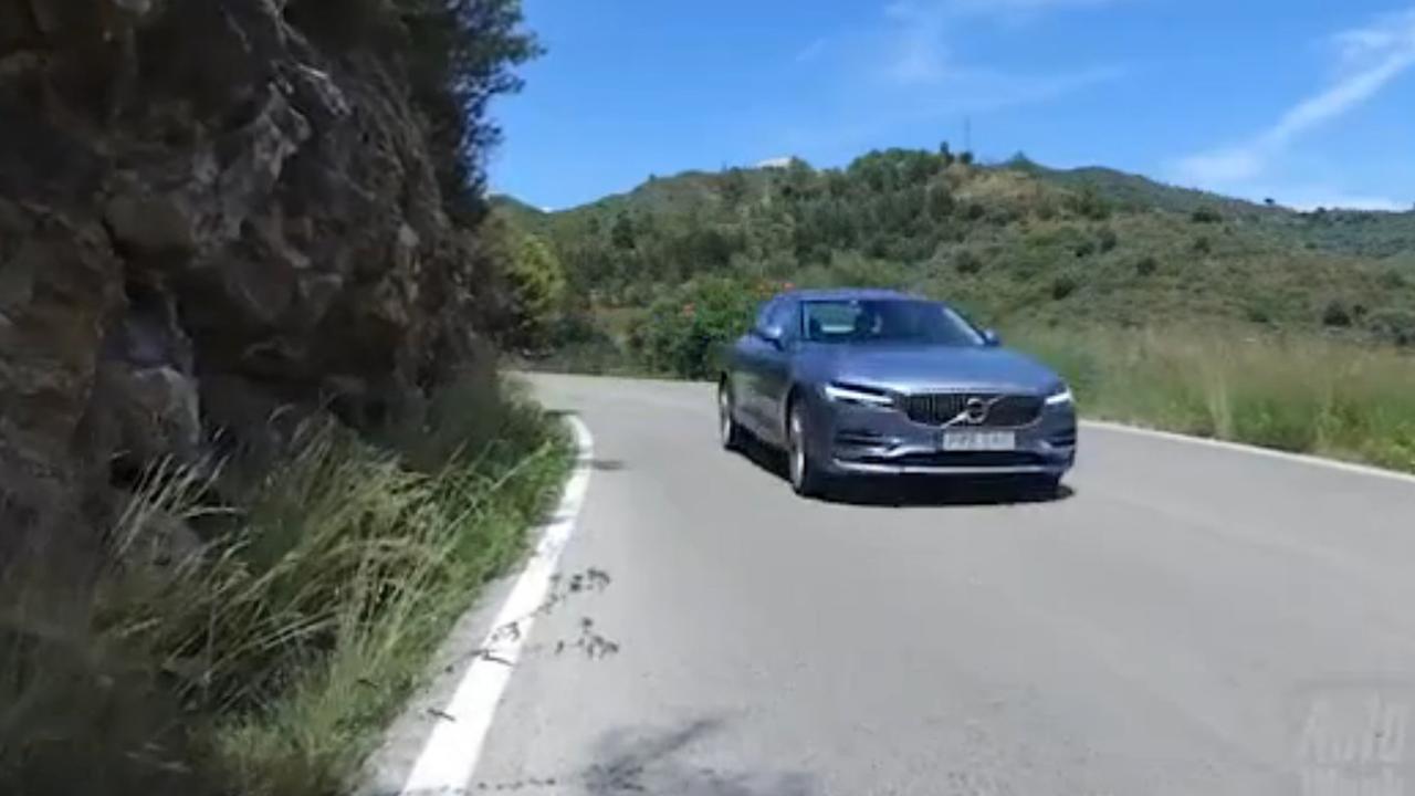 Volvo S90 - Rij-impressie