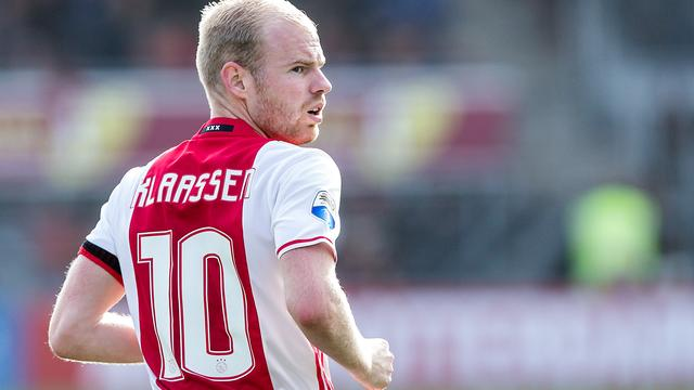 'Ajax onderhandelt met Everton over transfer Klaassen'