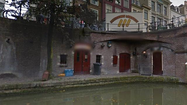 Zaalverhuurbedrijf K-sjot aan de Oudegracht per direct gesloten na bedreigingen