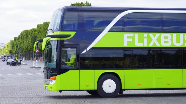 Flixbus gaat vaker naar Bremen en Hamburg rijden