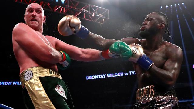 Boksbond WBC kondigt rematch tussen Fury en Wilder aan
