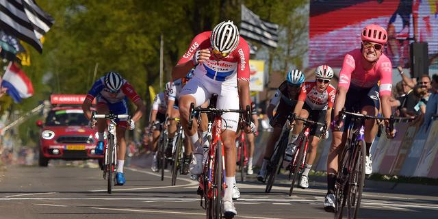 Amstel Gold Race mag onder strenge voorwaarden doorgaan op lokaal circuit
