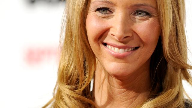 'Ook Lisa Kudrow in film Girl on the Train'