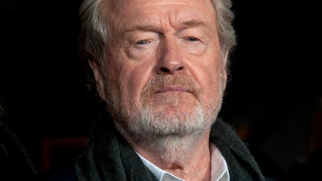 Ridley Scott krijgt onderscheiding voor complete oeuvre