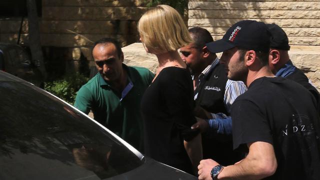 Australische televisie-ploeg vrijgelaten in Libanon
