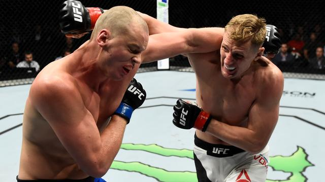 Struve verliest gevecht tegen Volkov bij UFC Fight Night in Rotterdam