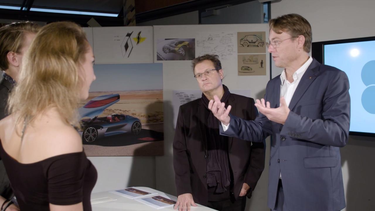 TU Delft studenten presenteren de auto van 2030
