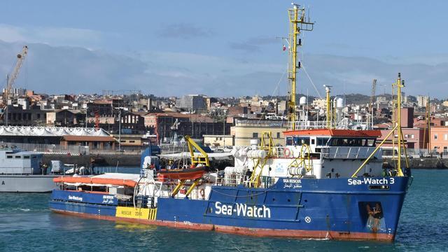 'Verzet tegen snelle regelgeving reddingsschip Sea-Watch 3'