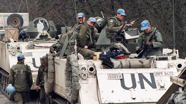 'Nederlandse Staat onterecht aansprakelijk gesteld voor Srebrenica'