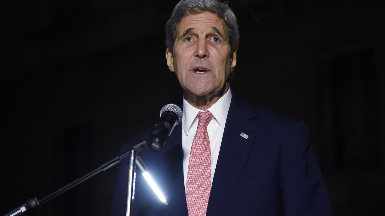 Kerry: IS psychopathische monsters