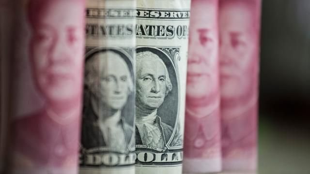 Buitenlandse valutareserves China op hoogste niveau in meer dan een jaar