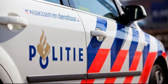Politie lost waarschuwingsschot na achtervolging door Eindhoven