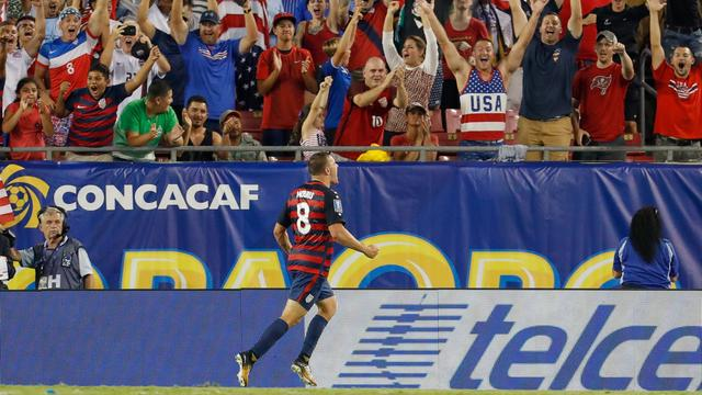 Verenigde Staten ontsnapt aan puntenverlies tegen Martinique op Gold Cup