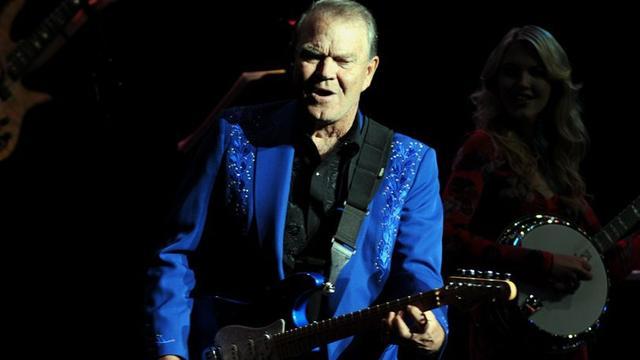 Amerikaanse countryzanger Glen Campbell (81) overleden