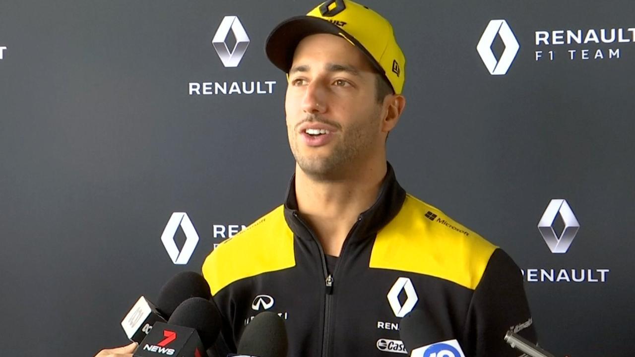 Ricciardo: 'Dit F1-seizoen wordt minder eenzijdig'