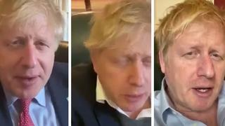 Boris Johnson: van milde symptomen tot intensive care