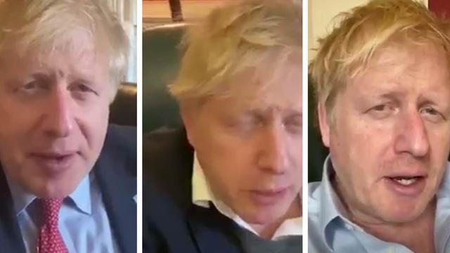 Boris Johnson: van milde symptomen tot intensive care