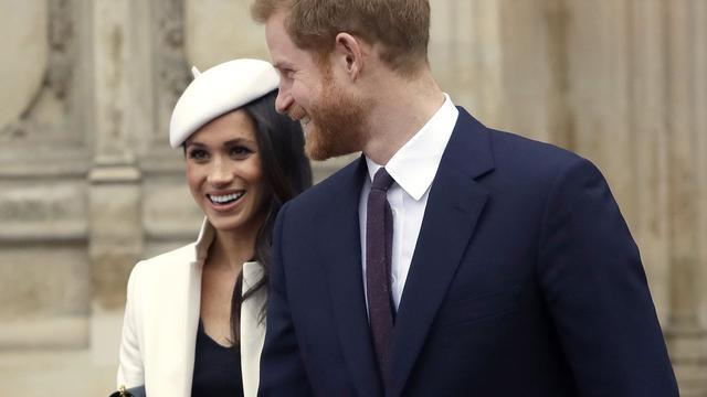 Meghan Markle heeft geen bruidsmeisje bij huwelijk met prins Harry