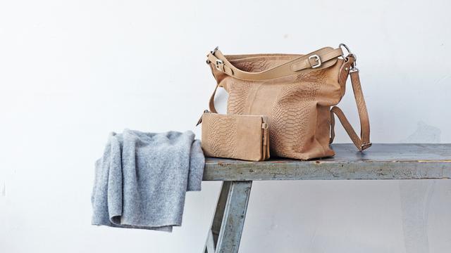 Extra voordelig: Burkely-tas en portemonnee voor slechts 79,95 euro